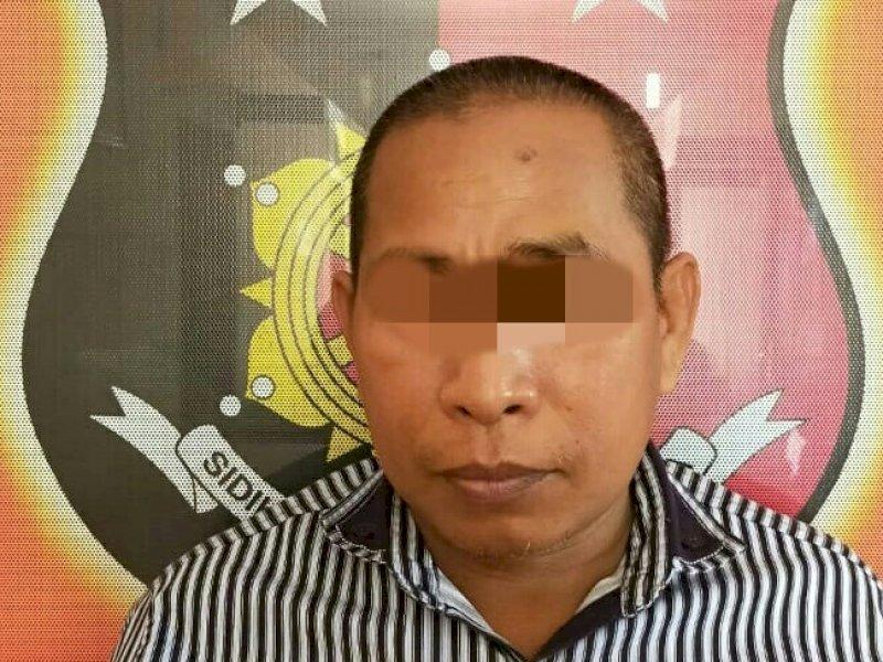 Imingi Camilan, Pria Sidrap Cabuli Gadis 5 Tahun
