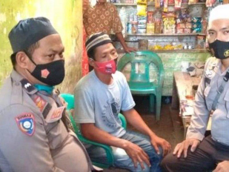 Pria yang Parangi Teman Istrinya di Makassar Menyerahkan Diri