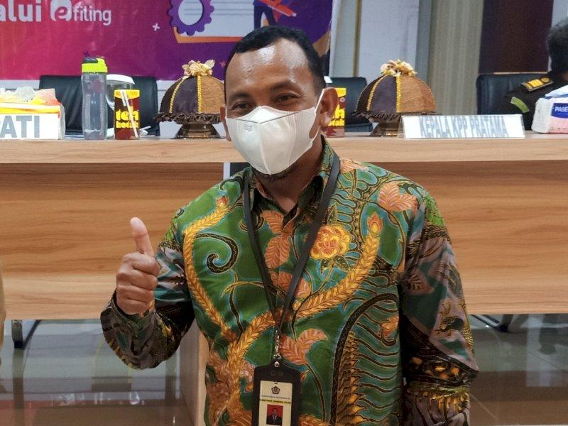 Inisiasi Pelaporan Pajak, Kepala KPP Pratama Palopo Apresiasi Bupati Luwu Utara
