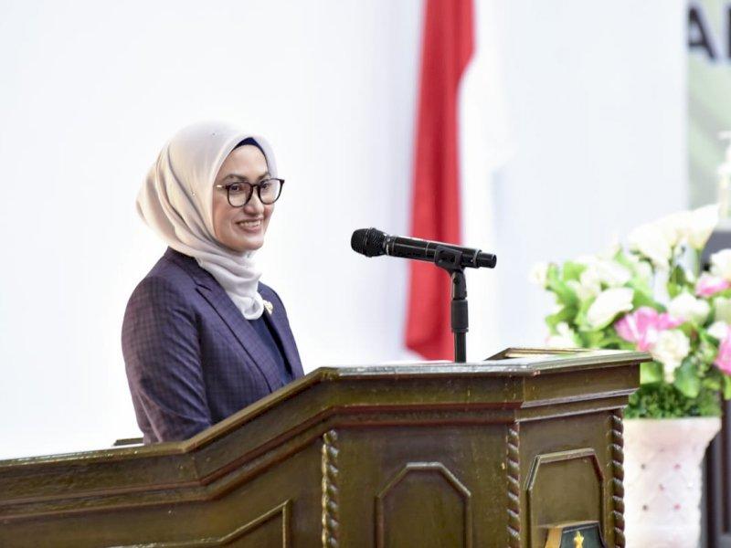 Jelang Musda Golkar Lutra, DPP Terbitkan Diskresi untuk Indah Putri Indriani
