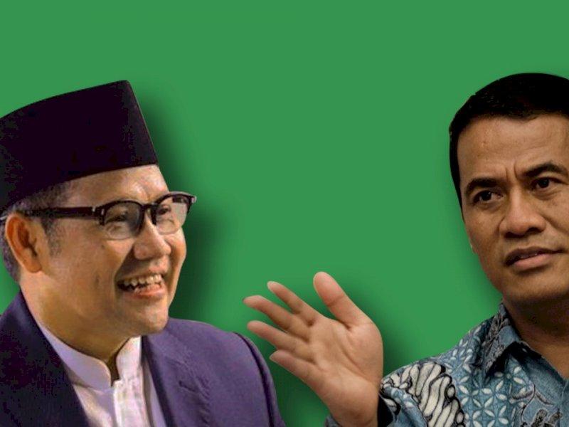 Duet Muhaimin Iskandar-Andi Amran Sulaiman di Pilres 2024 Dijagokan PKB Sulsel