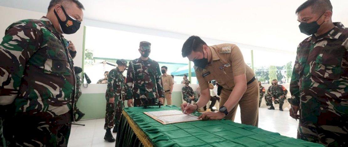 Bupati Gowa: Program TMMD Implementasi TNI Membangun Desa