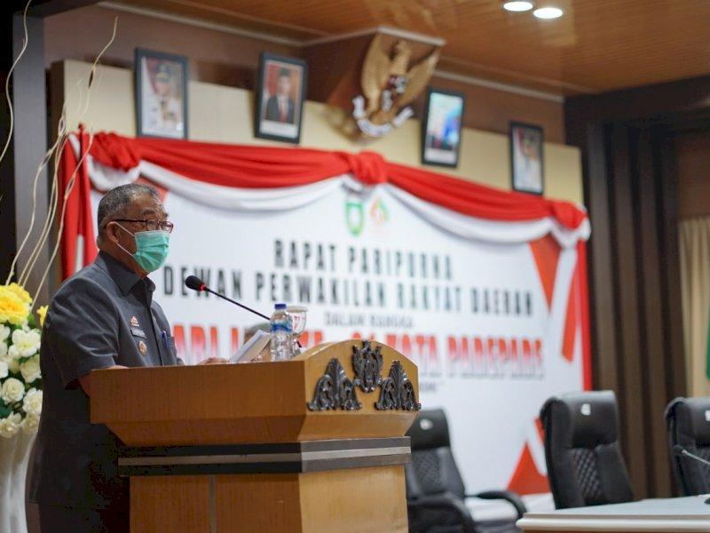 Wali Kota Parepare Apresiasi Inisiatif DPRD Terkait Perda Perlindungan Lahan Pertanian