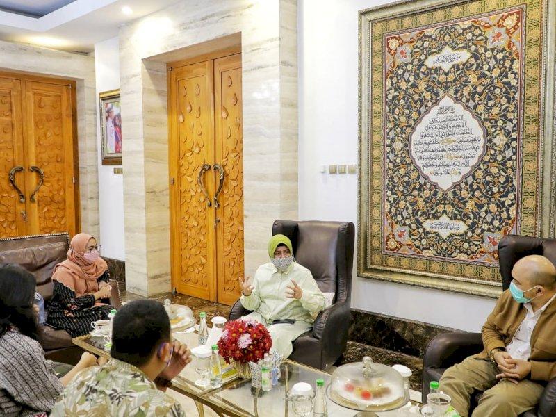 Kolaborasi Kalla Group dan Dekranasda Kembangkan Kerajinan Makassar
