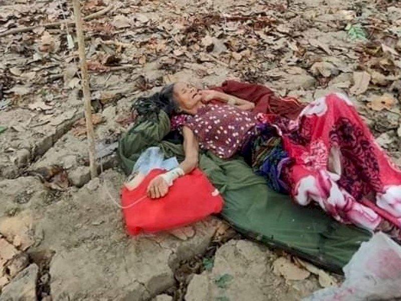 Serangan Udara Militer Myanmar Memaksa 3.000 Orang Melarikan Diri ke Thailand