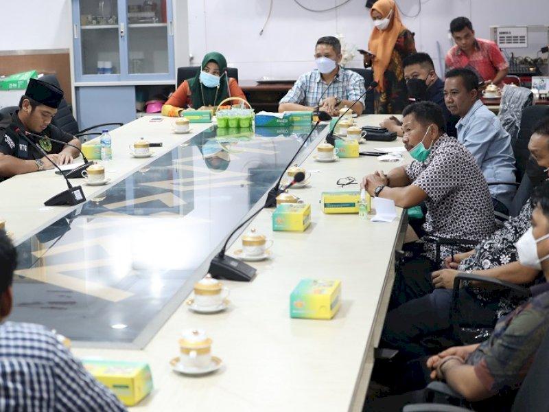 Tindak Lanjuti Aspirasi Warga, Komisi A DPRD Makassar GelarRapat Dengar Pendapat
