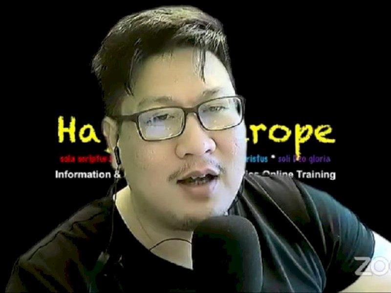 Mengaku Nabi Ke-26, Jozeph Paul Zhang Diburu Interpol