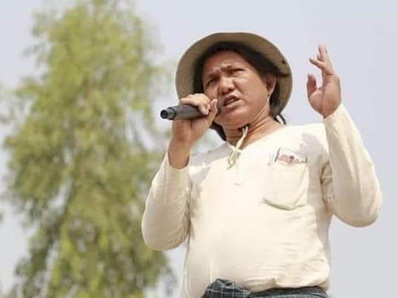 Penyair Anti Junta Myanmar Meninggal di Tahanan, Organnya Diambil