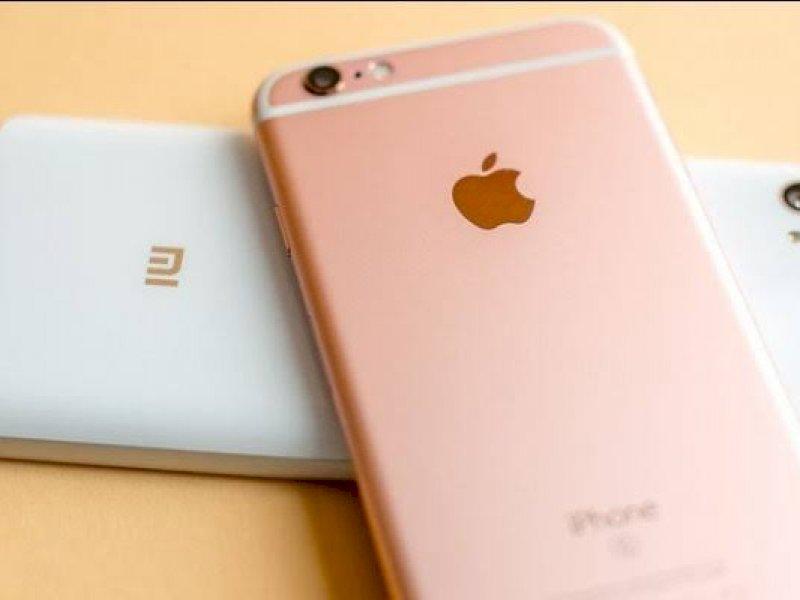 Ponsel Pintar Paling Diminati, Xiomi Geser Apple Naik Peringat ke Posisi Kedua Tahun ini