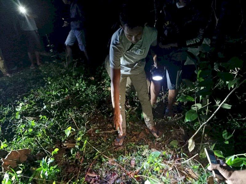 Pria Terluka Parah di Hutan Gowa Sempat Sebut Identitasnya Sebelum Meninggal di Puskesmas