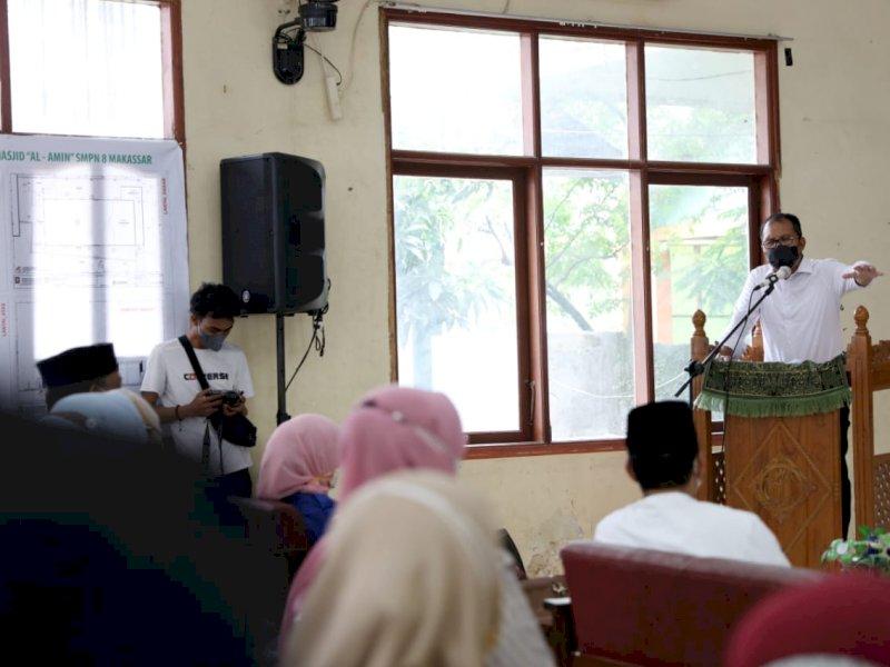 Danny Pomanto Komitmen Lakukan Revolusi Pendidikan di Kota Makassar