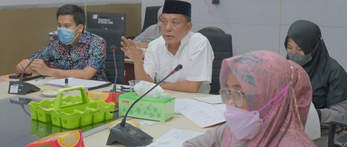 DPRD Makassar Sepakat Tambah Program Pelatihan Bagi Masyarakat di APBD Perubahan 2021