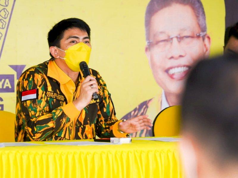 Siapkan Diri Menang di Pemilu 2024, Golkar Sulsel Perkuat Badan Saksi Nasional di Rakorda