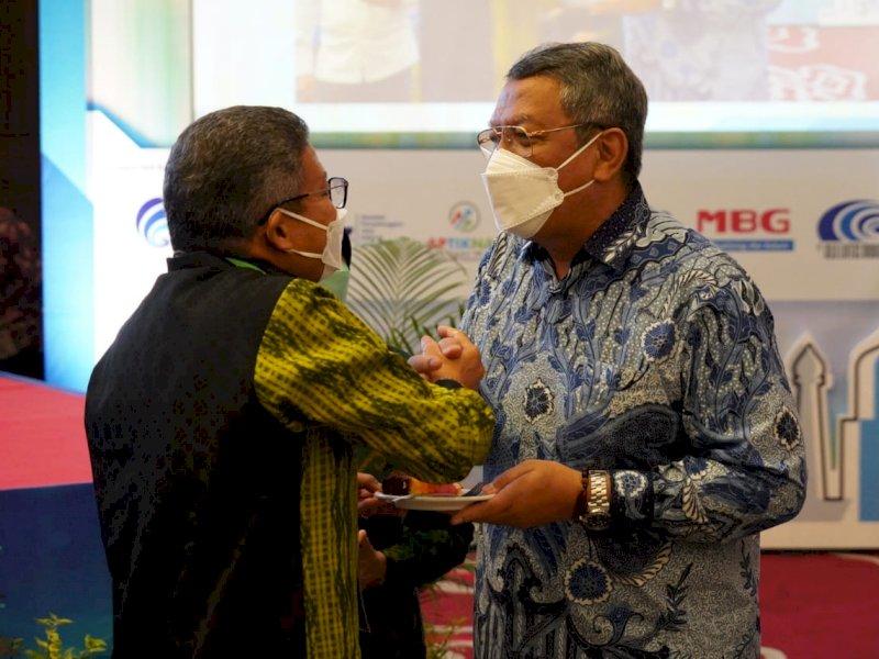 Pengurus APEKSI Beri Surprise Ucapan Ultah untuk Taufan Pawe