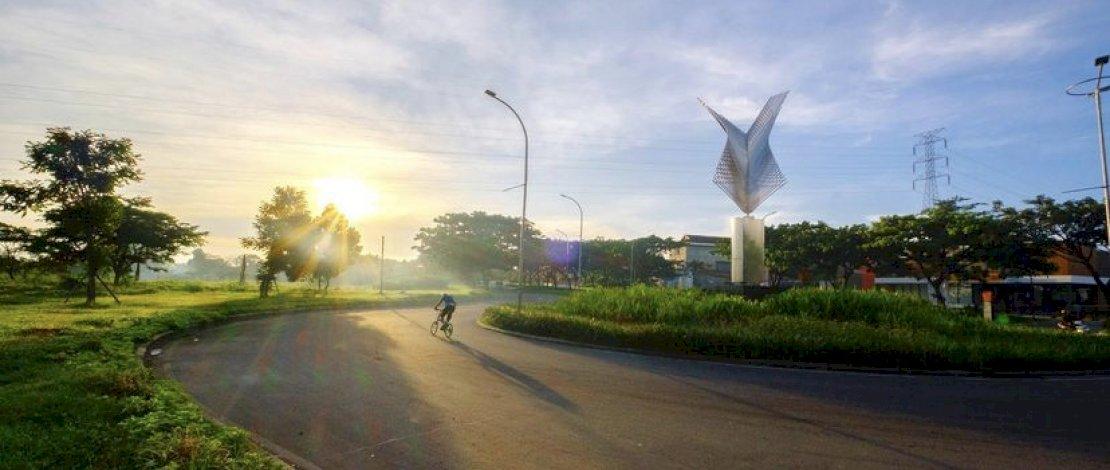 Summarecon Makassar yang memberikan hunian nyaman dan aman bagi masyarakat Kota Makassar.