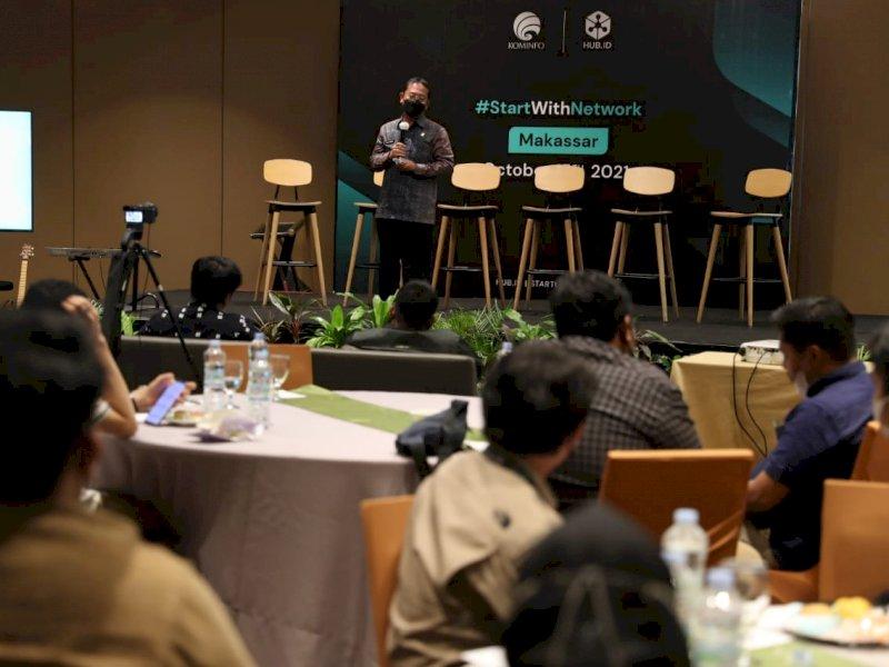 Sekda Makassar Bicara Soal Pentingnya Pengembangan Startup