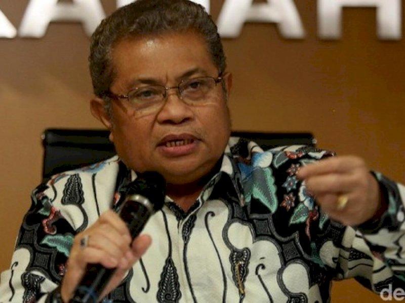 Pejabat MA Dilarang Layat Jenazah Hakim Agung MD Pasaribu