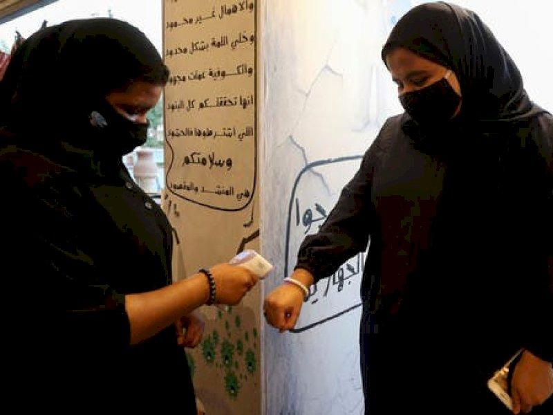 Arab Saudi Peringkat ke-6 Negara Teraman DalamPenilaian Risiko COVID-19