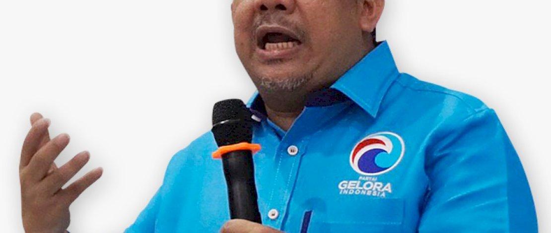 Wakil Ketua Umum Partai Gelombang Rakyat (Gelora) Indonesia Fahri Hamzah.