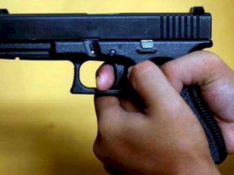 Usai Todong Kapolsek Bonto Bahari, Brigadir AF Juga Keluarkan Pistol di Acara Tahlilan Warga