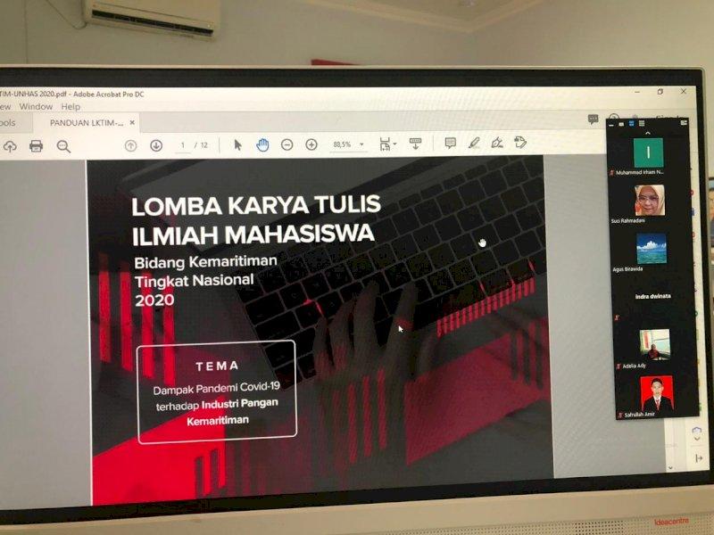 Mahasiswa FKM Unhas Siap Raih Juara pada LKTMI Nasional