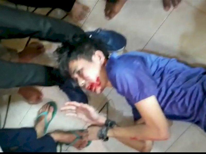 Mahfud MD Perintahkan Terbuka, Pelaku Penusukan Syekh Ali Jaber Ditetapkan Tersangka