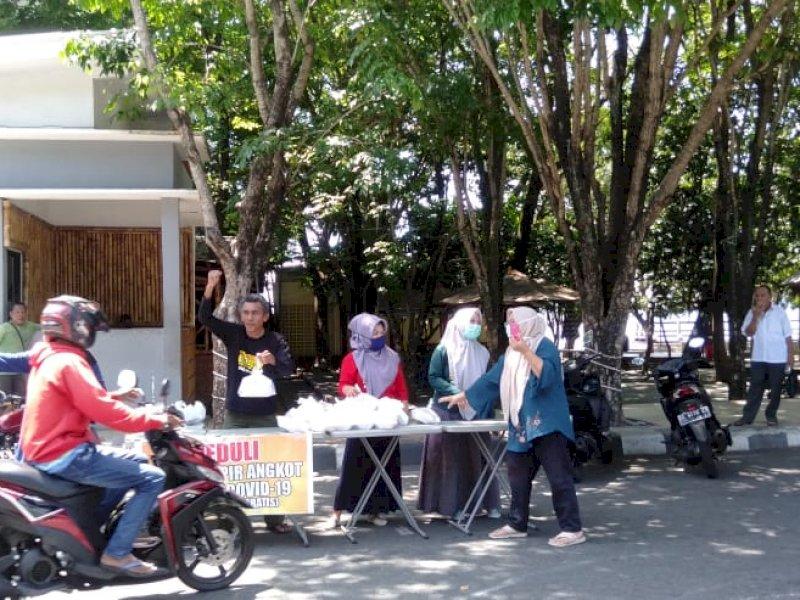 Komunitas Penggiat Sedekah Berbagi di Kota Ternate