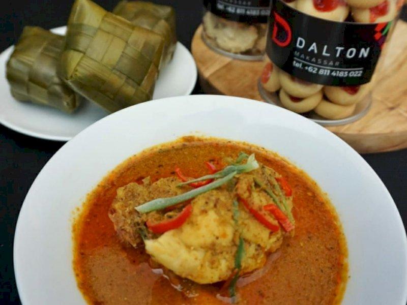 Paket Lebaran Dalton Makassar, Ada Opor Ayam Sampai Cookies