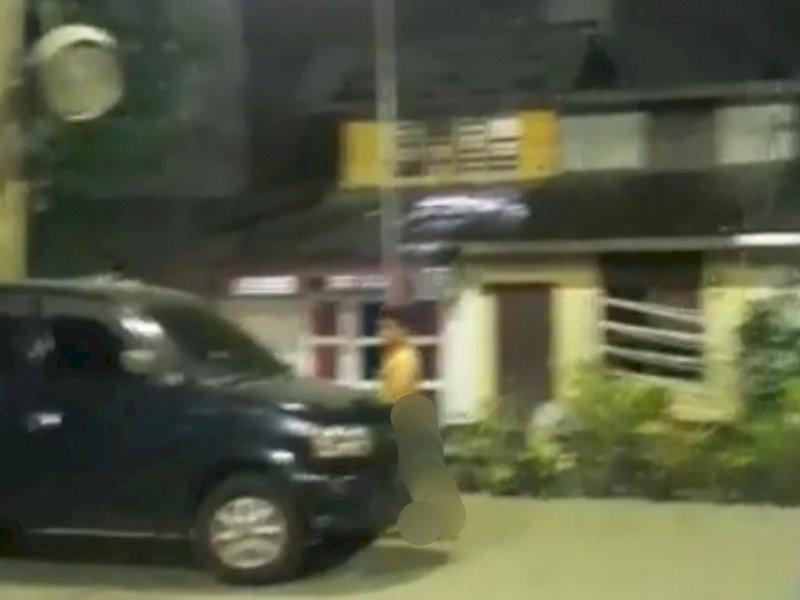 Diperas Rp 5 Juta, Begini Kronologi Pria Bugil Keluar dari Hotel