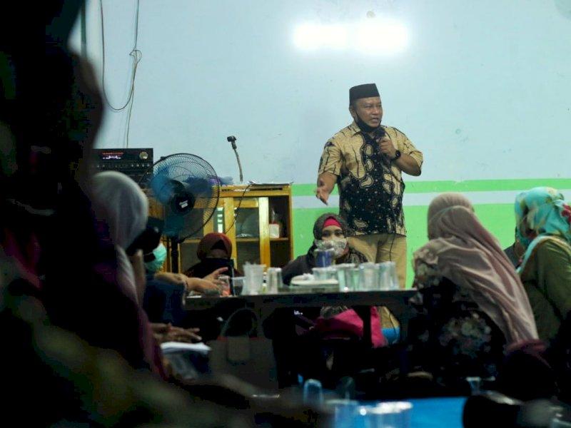 Tokoh Senior Komunitas Jawa Beri Jempol Program Tahfidz
