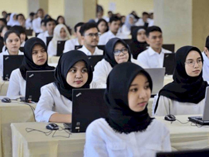 Pendaftaran CPNS Diperpanjang, Pendaftar PPPK Non Guru di Pinrang Minim