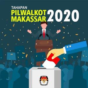 Tahapan Pilwalkot Makassar 2020