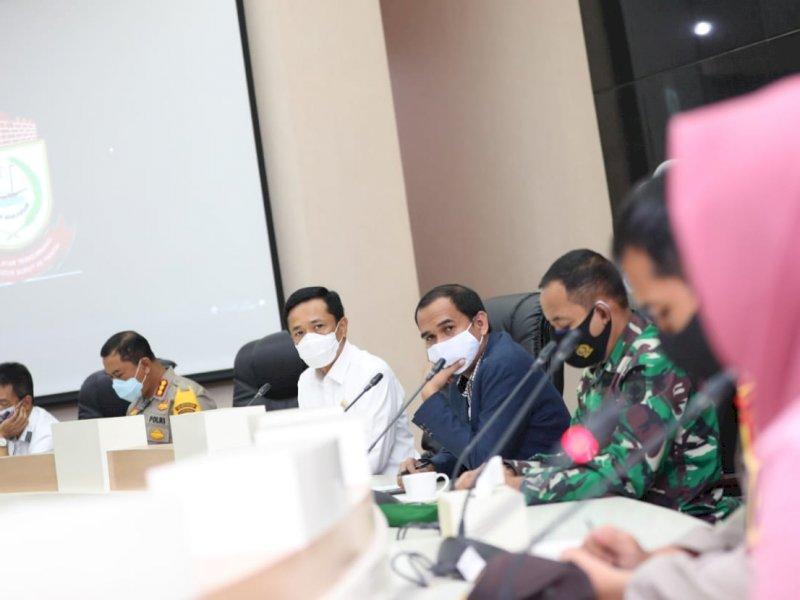 Jelang Pilwali Makassar, Prof Rudy Minta Penyelenggara Pemilu Bekerja Profesional
