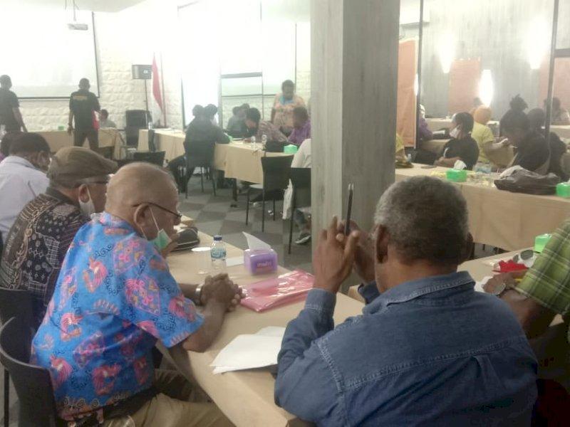 LP3BH Manokwari Gelar Worksop Bersama Masyarakat Sipil, Dorong KKR di Tanah Papua